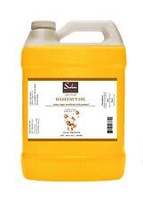 7 LBS  100% PURE COLD PRESSED UNREFINED EXTRA VIRGIN HAZELNUT OIL