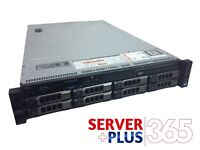 Dell PowerEdge R720 3.5 Server, 2x E5-2650V2 2.6GHz 8Core, 128GB, 8x Tray, H710