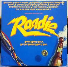 SOUNDTRACK roadie 2 LP Mint- 2HS 3441 Vinyl 1980 Blondie Alice Cooper