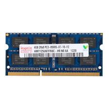 New 4GB for Hynix 1.5V 1066MHZ Non-ECC DDR3 SO-DIMM Laptop Memory RAM PC3-8500