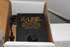 K-line #950 20 Volt  output TRANSFORMER