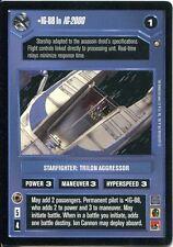 Star Wars CCG Enhanced Jabbas Palace IG-88 In IG-2000