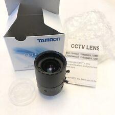 Tamron M12VM412 4.0-12mm CCTV Camera Lens