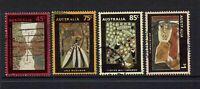 AUSTRALIA DECIMAL...1993 DREAMINGS... SET OF 4