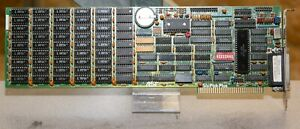 Vintage AST Six Pack Plus RAM expansion 384KB real time clock i/o spp03