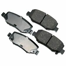 DODGE JEEP BRAKE PADS REAR SEMI METALLIC Charger Nitro Liberty Wrangler Brakes