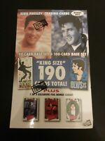 2008 Press Pass Elvis Presley Trading Cards Box Set-190 Trading Cards-Brand New!