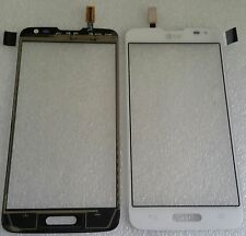 Touch SCREEN DISPLAY VETRO FLEX BIANCO PER LG OPTIMUS l90 d405 d405n d415