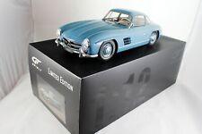 Mercedes-Benz 300 SL Gullwing 1954 Light Blue GT308 GT Spirit 1:12