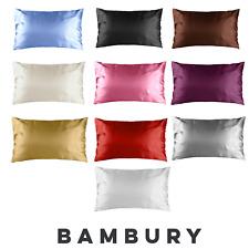 Bambury Satin Pillowcase | 48cm x 73cm