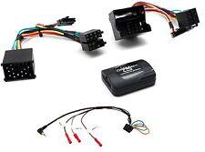 CTSBM00C BMW X5 00-06 E53 17/40 pin Steering Stalk Adaptor Free patch lead