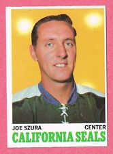 1970-71 70-71 O-PEE-CHEE OPC #73 Joe Szura SET BREAK