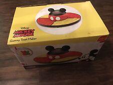 Disney Mickey Mouse Candy Chocolate Treat Maker Gummy Mickey Treats New