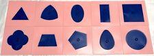 Montessori Shapes by Invicta Education