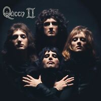 QUEEN - QUEEN II (LIMITED BLACK VINYL)  VINYL LP NEU