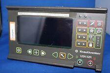 GE INSPECTION Krautkramer USN 52R Ultrasonic FLAW detector USN52R inspección