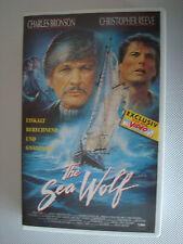 THE SEA WOLF · EISKALT GNADENLOS · 1993 · TOP · VHS 2001 Video · Vintage/Sammler