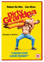 Dirty Grandpa DVD (2016) Robert De Niro, Mazer (DIR) cert 15 ***NEW***