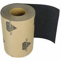 SKATEBOARD LONGBOARD Grip Tape ROLL 9 in x 60' BLACK Griptape Deck Decks