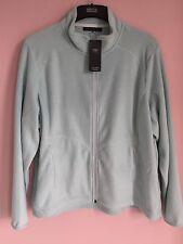 Ladies Fleece Lined Tayberry MINT Green Jacket Size M | eBay