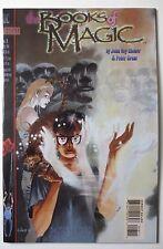 The Books of Magic #8 (Dec 1994, DC) (C4640) Sealed Swamp Thing Promo Card