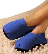 Sandalias y chanclas de mujer de color principal azul sintético