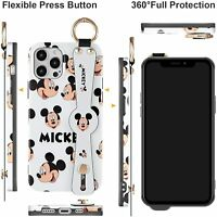 Disney Mickey Strap Phone Case for iPhone 11/11 Pro/12pro Max /Xs