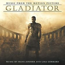 Hans Zimmer Gladiator (soundtrack, 2000, & Lisa Gerrard) [CD]