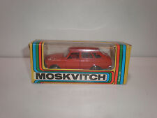 1/43 Moskvitch -izh 1500 kombi A12 red USSR / CCCP 1987 diecast model