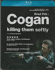 BLU RAY  : COGAN-KILLING THEM SOFTLY EDIZIONE STEELBOOK NUOVO SIGILLATO