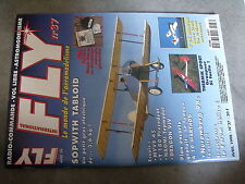 "$$ Revue Fly N°37 Plan encarté ""A 10 Warthog""  Sopwith Tabloid  MVVS 45  T 180"