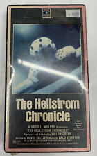 RARE VHS THE HELLSTROM CHRONICLE Bizarre Insects Ants Locust SEALED Documentary