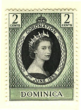 Mint Never Hinged/MNH Single Dominican Stamps (Pre-1967)