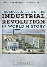 Encyclopedia of the Industrial Revolution in World History 3 Volumes (2014,...
