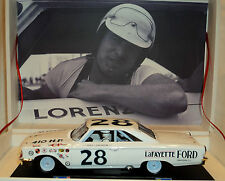 REVELL/MONOGRAM 4892 1963 FORD GALAXIE FRED LORENZEN #28  1/32 85-4892