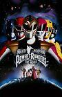 Внешний вид - Mighty Morphin Power Rangers movie poster print : 11 x 17 inches