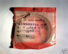 fasce elastiche segmenti PISTONE LAMBRETTA 175 62,6 2  Piston Rings Set