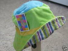 BEACH HAT KEY LIME-TODDLER SIZE 2-5