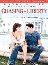 New Chasing Liberty (DVD, 2004, Full-Screen)