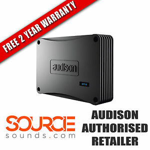 Audison Prima AP1D  1 Channel Monoblock Amplifier - FREE TWO YEAR WARRANTY