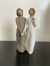 Willow Tree My Sister My Friend 8.5 inch Figurine- 27095