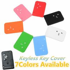 3 Button Silicone Remote Key Fob Case Shell For Renault Clio Megane Scenic 03-10