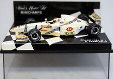 Minichamps 1:43 430980088 stewart ford 1998, launch versión, r. barichello