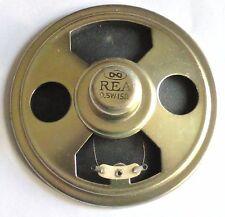 Deux Haut-Parleur REA 0,5 watt  diamétre 91 mm - 15 ohms neuf