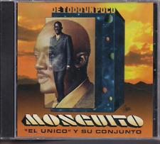 "CD Mega RARE Fania FIRST PRESSING Monguito ""el unico"" DE TODO UN POCO borombon"
