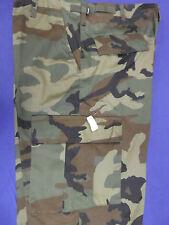 Schnäppchen ! Shorts kurze Army Hose woodland Gr. S  6 Taschen
