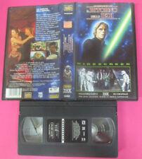 VHS film GUERRE STELLARI Il ritorno dello jedi 1995 Harrison Ford (F172) no dvd