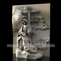 2 3D STL Models Egypt GoD Panel CNC Router Carving Machine Artcam aspire Cut3D