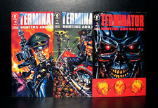 COMICS: Dark Horse: The Terminator: Hunters and Killers #1-3 (1992) - RARE