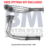 Fit with VAUXHALL ASTRA Exhaust Fr Down Pipe 70291 1.8 (Fitting Kit Included)